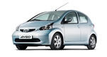 Rent a TOYOTA AYGO A/C in Crete